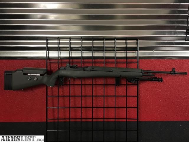 ARMSLIST - For Sale: USED - Springfield Armory M1A with McMillan Stock