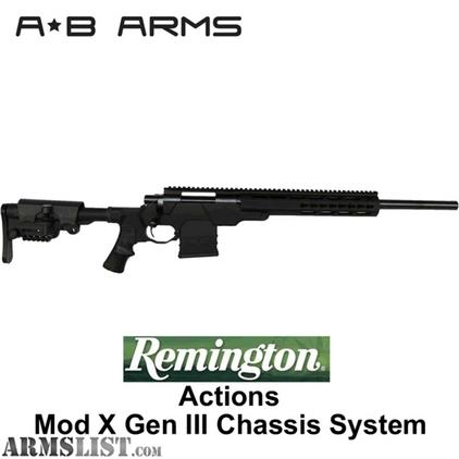 ARMSLIST - For Sale: Rem 700 Chassis