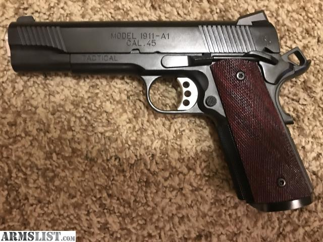 ARMSLIST - For Sale: Springfield 1911 TRP