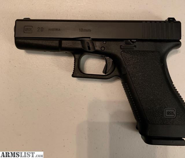 ARMSLIST - For Sale: Glock 20 G2