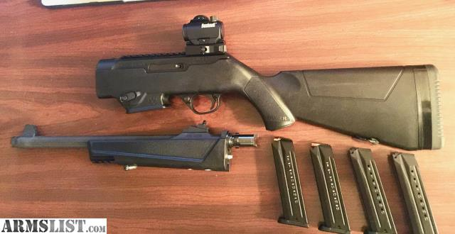 Armslist For Saletrade Ruger Pc Carbine Takedown A 750 Package