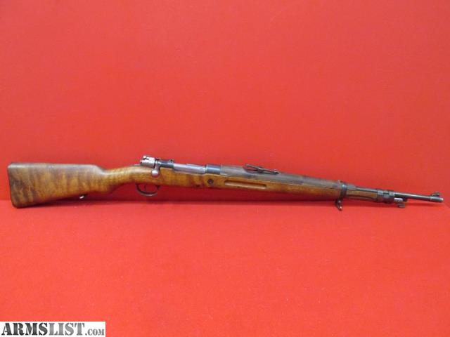 ARMSLIST - For Sale: Surplus Spanish Mauser Model 43 8mm 23
