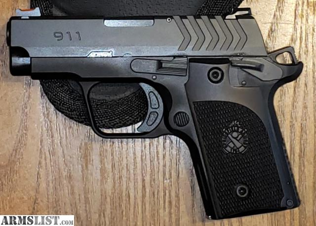 ARMSLIST - For Sale: Springfield 911  380
