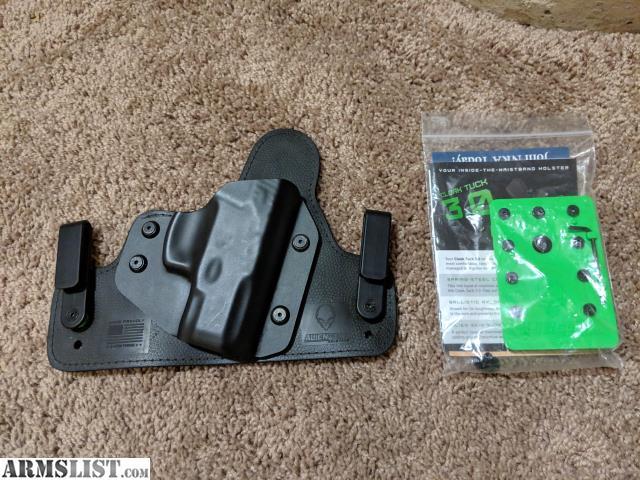 ARMSLIST - For Sale: Alien Gear Cloak Tuck 3 0 IWB Holster