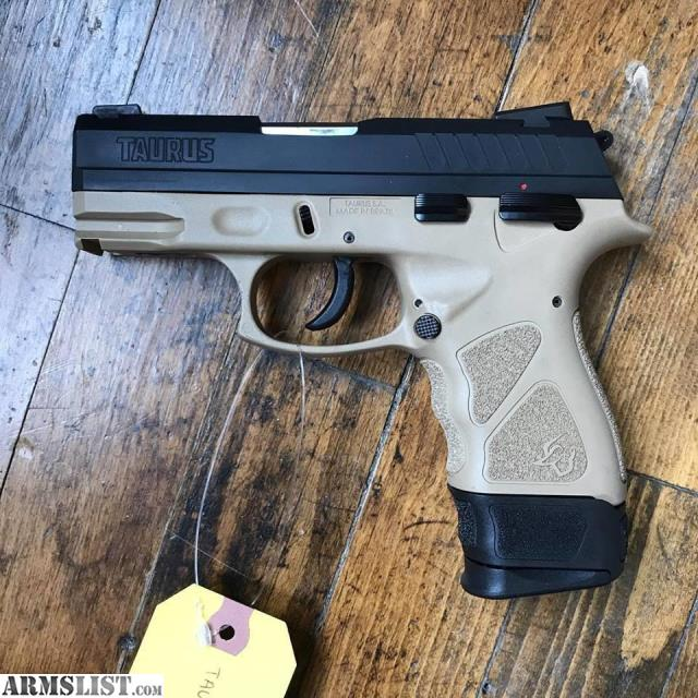 ARMSLIST - For Sale: NEW TAURUS TH9C 9MM PISTOL