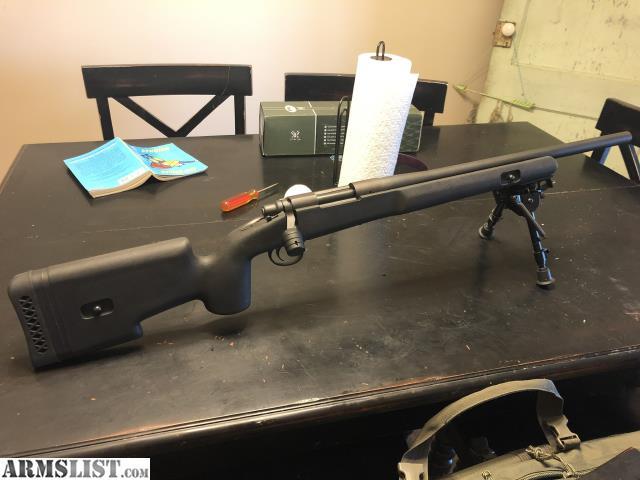 ARMSLIST - For Sale: Remington 700 SPS Tactical