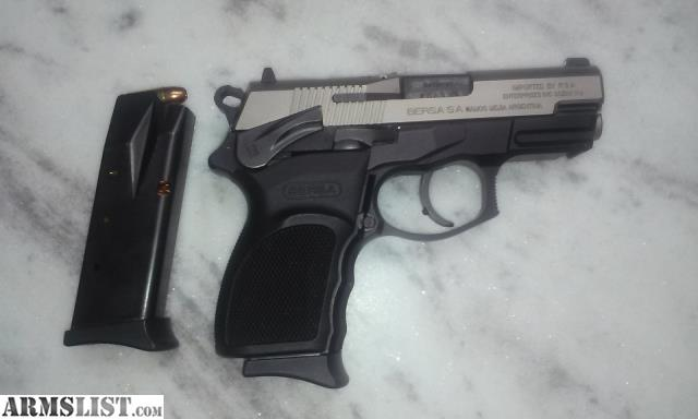 ARMSLIST - For Sale: Bersa Thunder 9 UC Pro 9mm