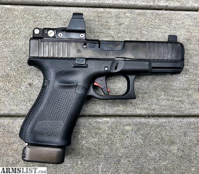 Leupold Deltapoint Pro Glock