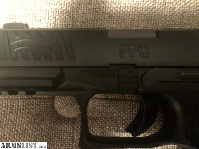ARMSLIST - For Sale: Walther PPQ M2 with 5 magazines