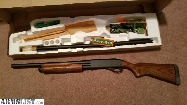 ARMSLIST - For Sale/Trade: Remington 870 12 gauge, Extra Police