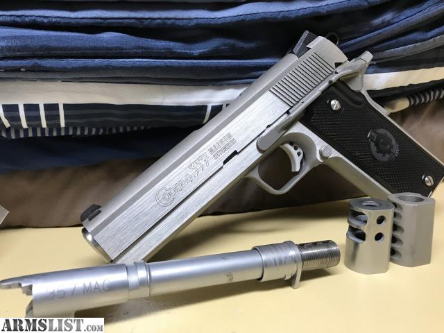 ARMSLIST - For Trade: Coonan Compensated  357 Magnum 1911