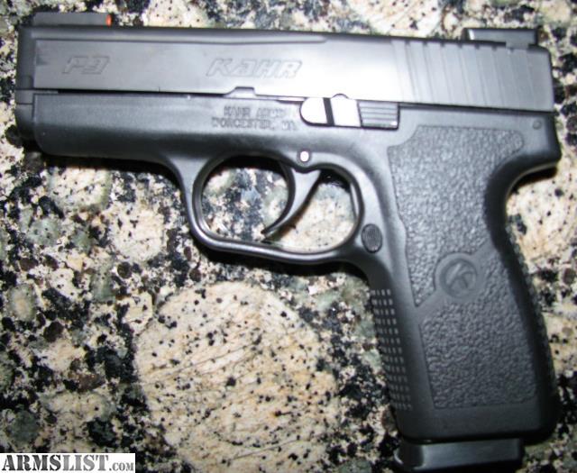 ARMSLIST - For Sale: Customized Kahr P9