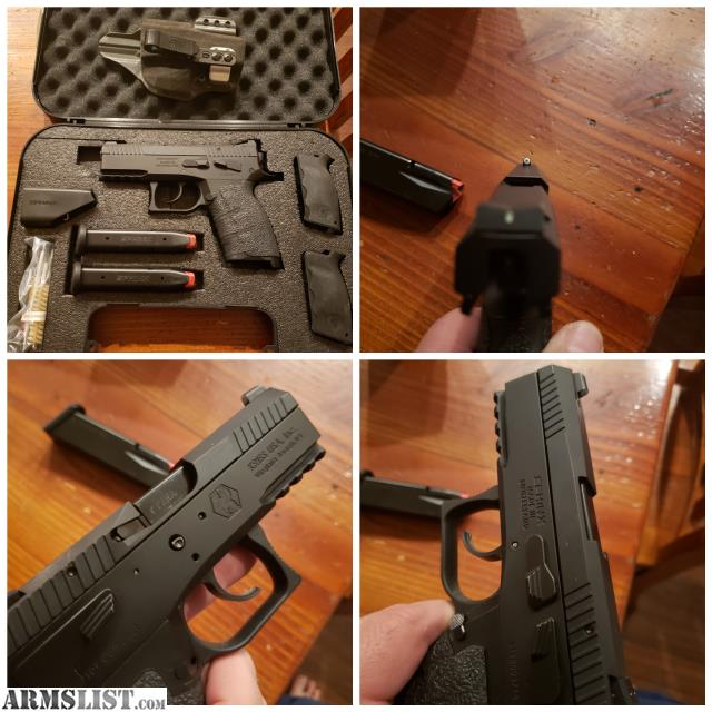 ARMSLIST - For Sale/Trade: Sphinx SDP Compact 9mm