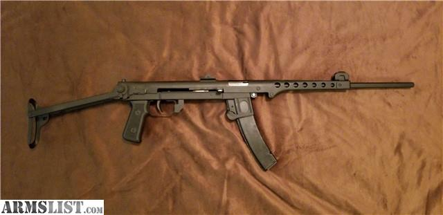 ARMSLIST - For Sale: PPS-43, 7 62x25 Tokarev Rifle