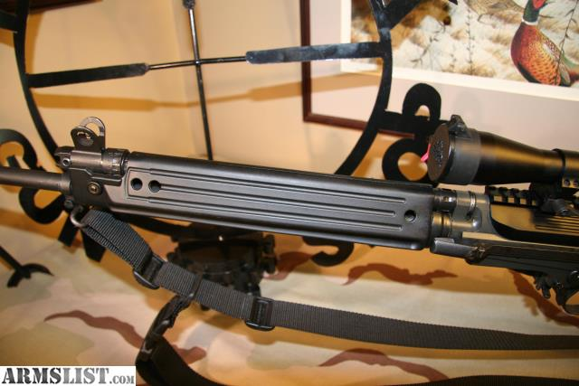 ARMSLIST - For Sale: FN/FAL with Imbel receiver, 7 62, 20