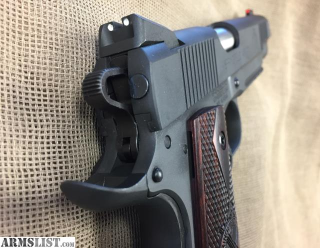 ARMSLIST - For Sale: Springfield Range Officer Operator 9mm