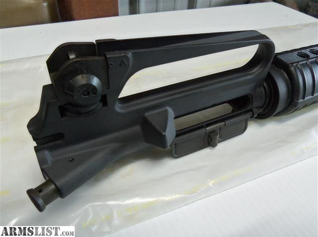 ARMSLIST - For Sale: Brand New COLT CapCo M16A2 Upper
