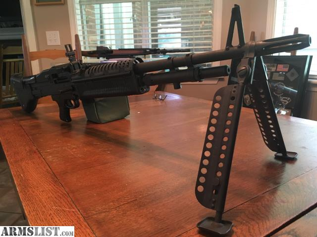M60 For Sale >> Armslist For Sale M60 E1 Belt Fed