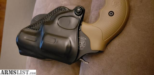 ARMSLIST - For Sale: Galco leather speed paddle holster S&W