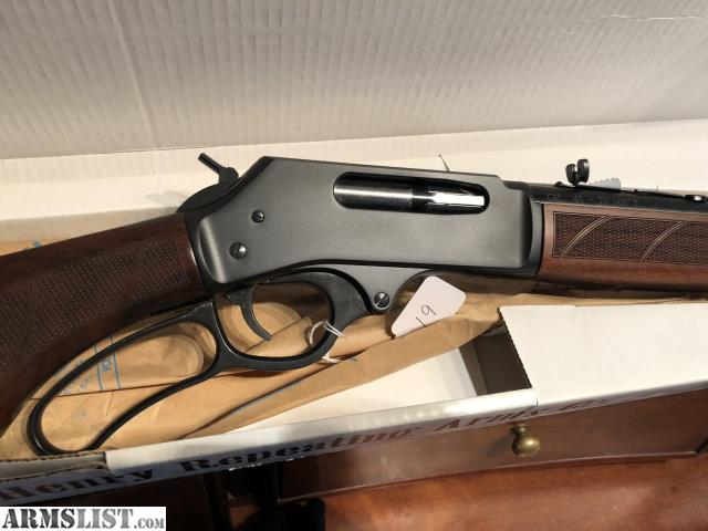 ARMSLIST - For Trade: Henry Lever Action 45/70, Unfired in box