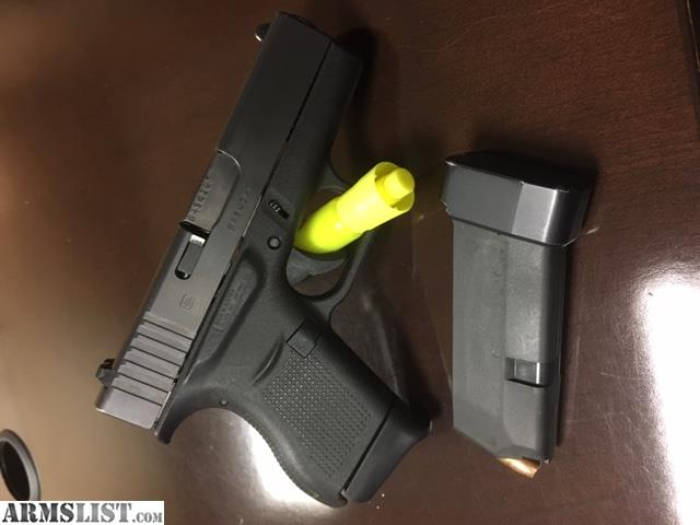 ARMSLIST - For Sale/Trade: Glock 43