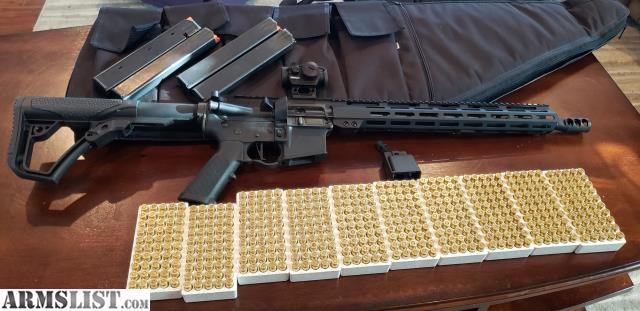ARMSLIST - For Sale/Trade: CMMG MK9