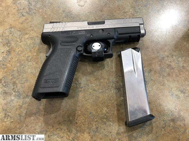 ARMSLIST - For Sale: Springfield XD-45 ACP