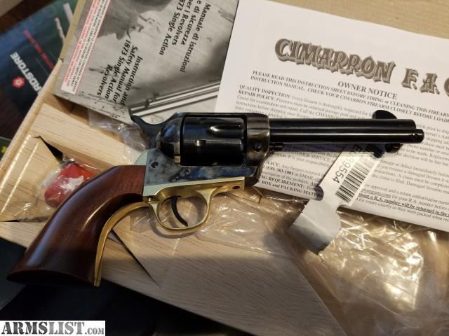 ARMSLIST - For Sale/Trade: Cimarron Firearms Co  45LC
