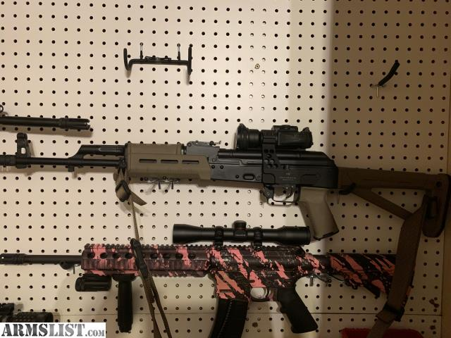 ARMSLIST - For Sale: Psa ak47