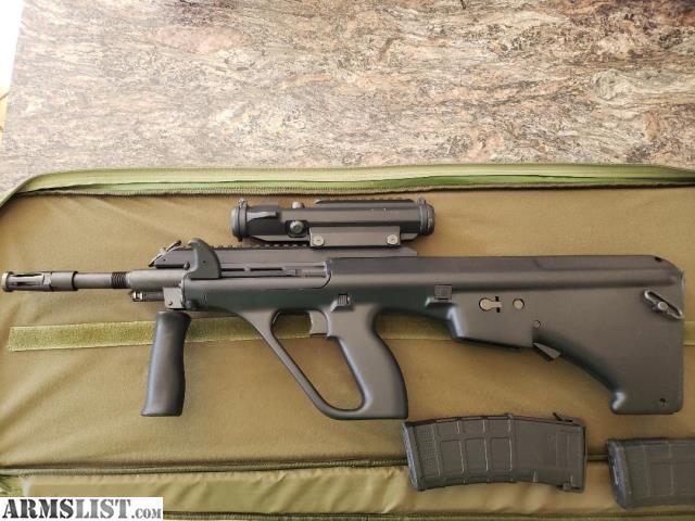 ARMSLIST - For Sale: Steyr AUG A3/SA USA 5 56/ 223