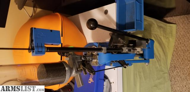 ARMSLIST - For Sale: Dillon 550 reloading press many extras included