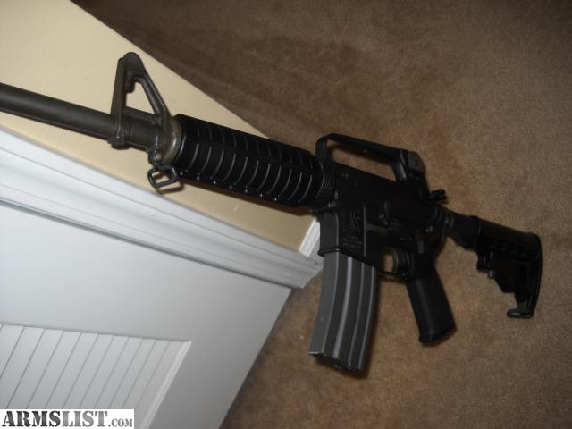 ARMSLIST - For Sale/Trade: early bushmaster ar-15