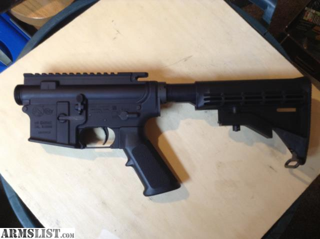 ARMSLIST - For Sale/Trade: Colt AR 15 Complete Lower