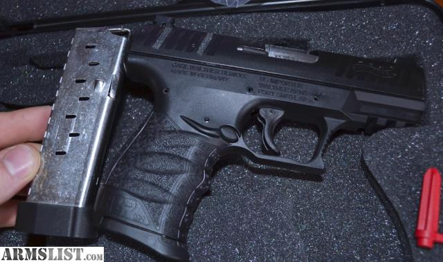 ARMSLIST - For Sale: Walther CCP M2 9mm w/ Night Sights + 3