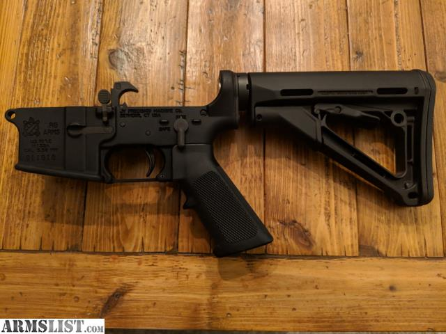 ARMSLIST - For Sale: LRB AR-15 LOWER RECEIVER