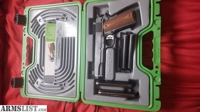 ARMSLIST - For Sale: Ruger R1 1911 (45 A C P) with 2 Wilson
