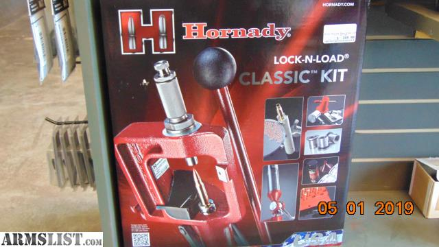 ARMSLIST - For Sale: Hornady Classic Reloading Kit