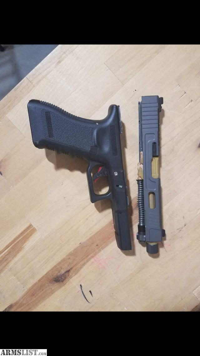 ARMSLIST - For Sale: SAI glock 17 fully built
