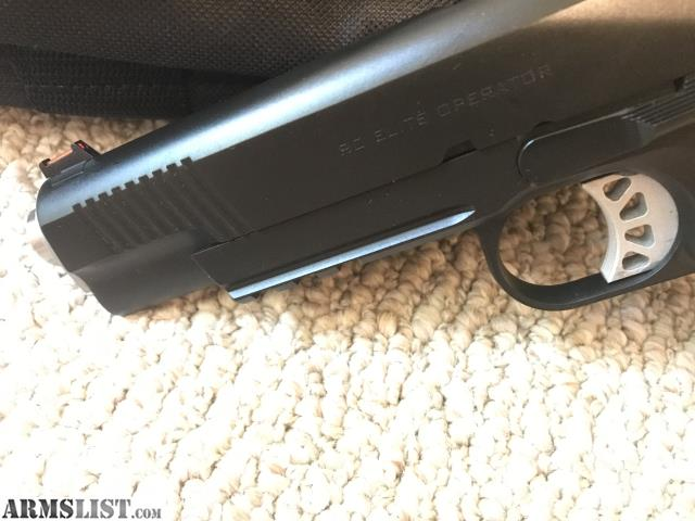 ARMSLIST - For Sale: 10mm Springfield 1911 Range Officer