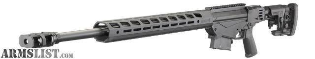 ARMSLIST - For Sale: RUGER PRECISION RIFLE 300 PRC 18083