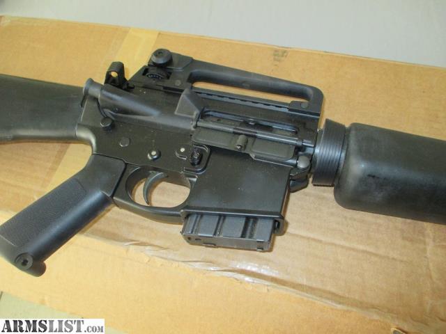 ARMSLIST - For Sale: Ar-15 M16 style 20