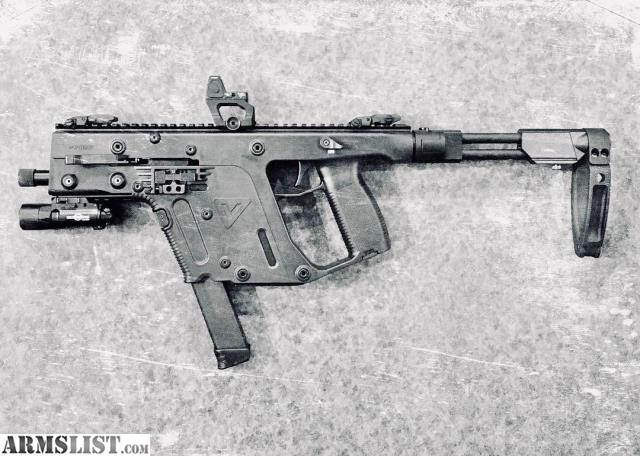 ARMSLIST - For Sale/Trade: BAD ASS BRAND NEW KRISS VECTOR