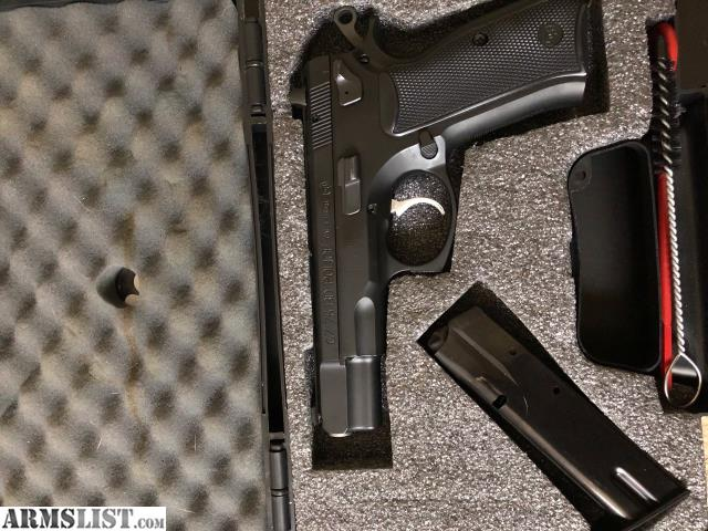 ARMSLIST - For Sale/Trade: CZ 75 BD Police