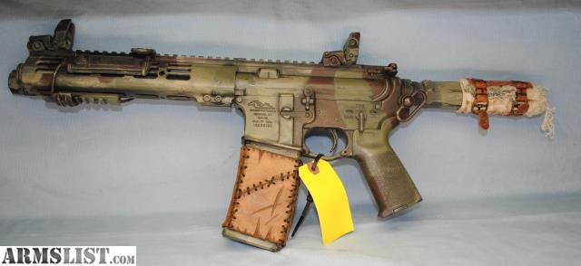 ARMSLIST - For Sale: Anderson AR-15 AM-15 Pistol Post