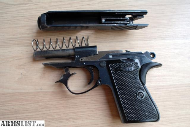 ARMSLIST - For Sale: WALTHER PPKS INTERARMS  380 CAL FOR
