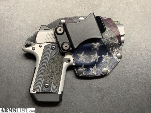ARMSLIST - For Sale/Trade: New Kimber Micro 9 with holster