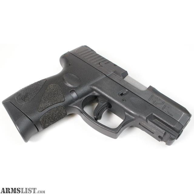 ARMSLIST - For Sale: Taurus G2C PT111 G2A 9mm Semi Auto