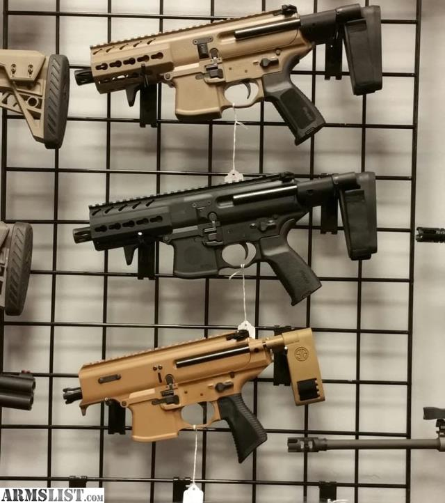 ARMSLIST - For Sale: SIG SAUER MPX 9MM PISTOLS IN STOCK AND