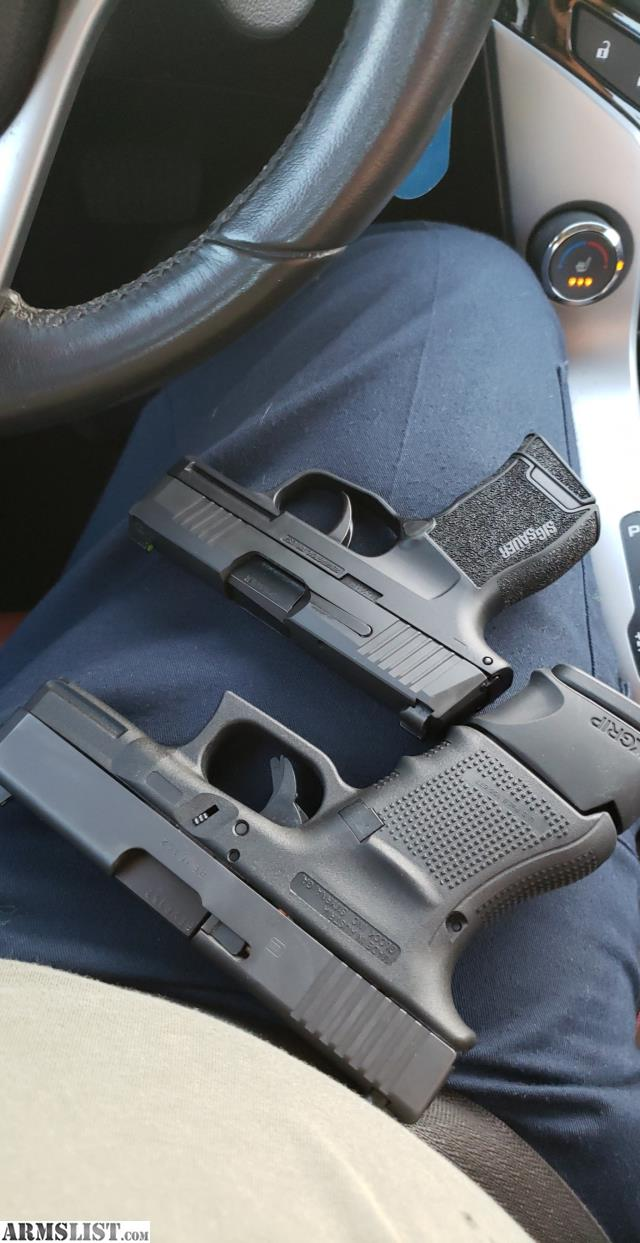 ARMSLIST - For Trade: Glock 29 and Sig P365