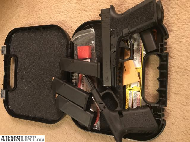 ARMSLIST - For Sale/Trade: Glock 19 with 80 lower and
